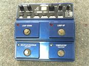 DIGITECH Musical Instruments Part/Accessory JAMMAN LOOPER/PHASE SAMPLER